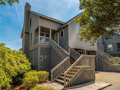 Photo for Inlet Retreat (13A): 2 BR / 2.5 BA town house in Topsail Beach, Sleeps 6