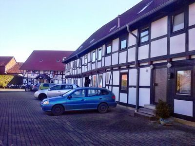 Photo for 5 bed apartment near the old imperial city of Goslar. Ideal for motorcyclists