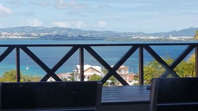 Photo for Anse Mitan - Spacious Duplex New T3- Sea View