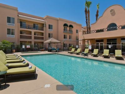 Photo for Perfect hotel room for Phoenix Open! Double queen beds