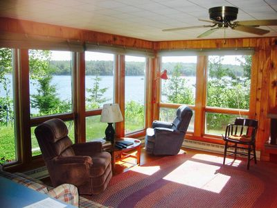 Photo for 2BR Cottage Vacation Rental in Hancock, Maine