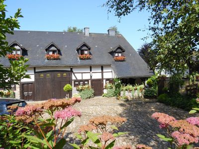 Photo for Cozy Cottage in Malmedy with Large Garden