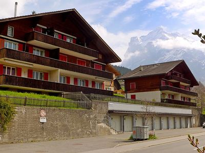 Photo for Apartment 793 m from the center of Grindelwald with Parking, Internet, Balcony (460480)