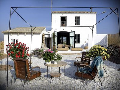 Photo for No need for a car! A stylish Rustic Escape in a distinct rural location!