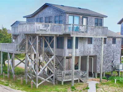 Photo for Popular Semi-Oceanfront Home- Hot Tub, Cmty Pool, Dog-Friendly, Game Rm, Netflix
