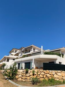 Photo for Porticcio, T3 70 m2 with 20 m2 terrace, sea and mountain views