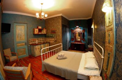 Photo for Hand Made Boutique Hotel Room in Sololaki