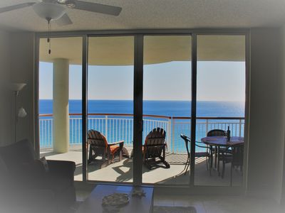 Photo for Beautiful views, Spacious 3 Bed / 3 Bath, Beach Colony Resort West in Navarre