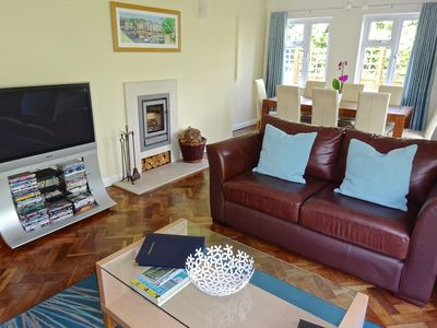 Photo for St Christophers Holiday Home rated 5* Gold award, walk to centre and beaches