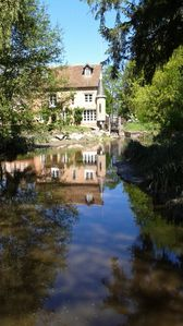 Photo for Large renovated mill with swimming pool 5 minutes from Lamotte Beuvron