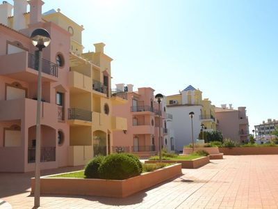 Photo for 1BR Apartment Vacation Rental in Quarteira