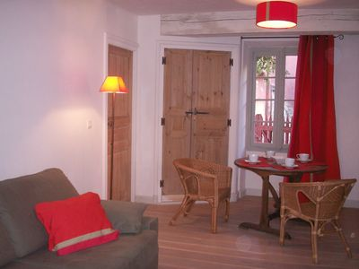 Photo for T2 apartment in a house formerly -Plain presser Collioure center