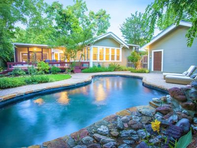 Photo for Heart of Downtown Fredericksburg w/Pool, Hot-Tub, & Grill