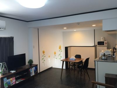 Photo for 3 Floors Apartment, 3-8 mins walk to JR & Metro Stations, wifi, Monthly Rental