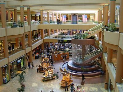 Scottsdale Fashion Square Local Ping Mall