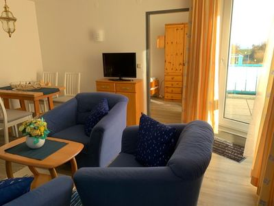 Photo for FeWo in Döse, Fam. Friendly, lake view, free Pitch & Wifi, up to 4 people.