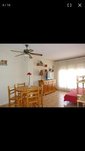 Photo for Nice Flat for Holidays situated in the beautiful village L Escala (Costa Brava).