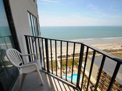 Photo for Ocean View One Bedroom Condo~Palace 1211
