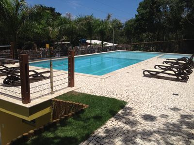 Photo for 1BR Apartment Vacation Rental in Praia do Forte, Bahia
