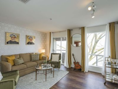 Photo for Riverfront 772 ~ Walk to Broadway and Downtown ~ Free Covered Parking ~ Balcony ~ River ~ Germantown