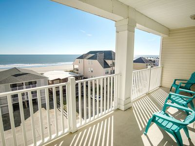 Photo for Owner Operated Spacious Luxurious 2 Story Condo With Ocean View
