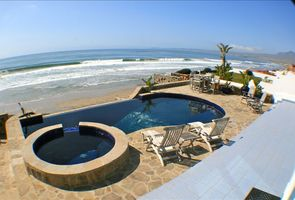 Rosarito Mexico Beach House Als The Best Beaches In World