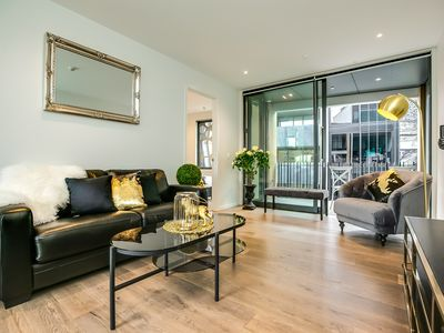 Photo for Brandnew apartment in Ponsonby with a carpark
