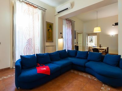 Photo for Apartment 515 m from the center of Naples with Internet (917409)