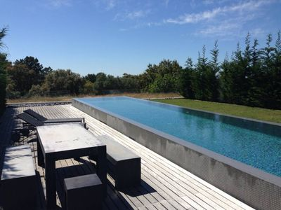 Photo for Superb architect-designed house with a view - 30 minutes from Lisbon