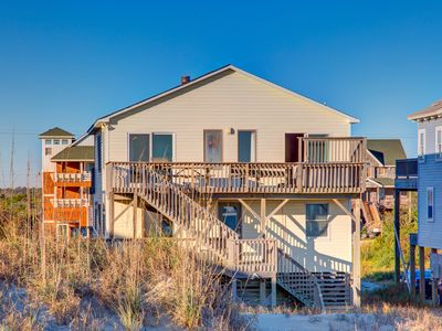 Photo for 5 Bedroom Oceanfront Home in South Nags Head