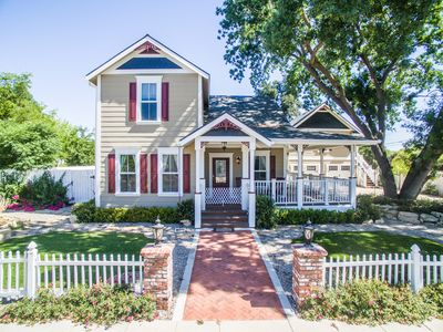 Photo for Find 'Bliss' at Downtown Paso Robles Vacation Home