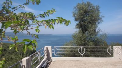 Photo for Villa Levanda Sparto Small Family friendly with private path to the beach