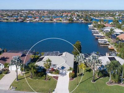 Photo for Villa Melima - Newly Furnished Lakefront Home with Gulf Access