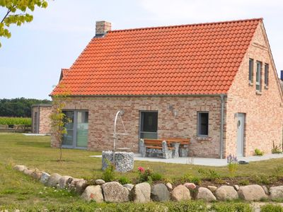 """Photo for Holiday home """"Fantasie"""" overlooking the Baltic Sea coast - barrier-free ground floor"""
