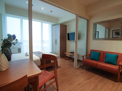 Photo for 1-Bedroom with City View @ Rio East 827