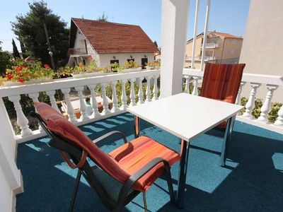 Photo for Studio flat with terrace Vodice