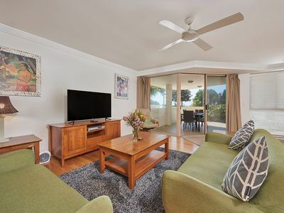 Photo for BYRON BAY Absolutely Fabulous Beachside Apartment