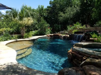 Photo for Hacienda En Bartton Hills 78704Featuring Private Swimming Pool, Spa and Fire Pit
