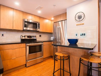 Photo for Cozy 3BDR Townhome with Pool & Hot tub in Complex