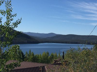 Photo for Book for 2020!Beautiful Grand Lake home,lake views,1/4 mile to town & RMNP!