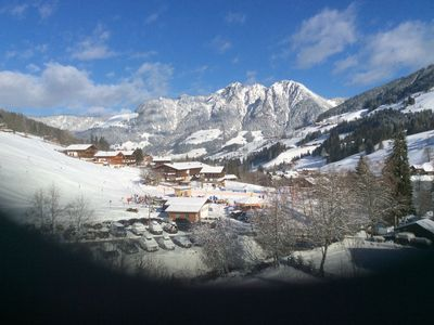 Photo for Chalet with stunning views in Inner Alpbach next to skilift