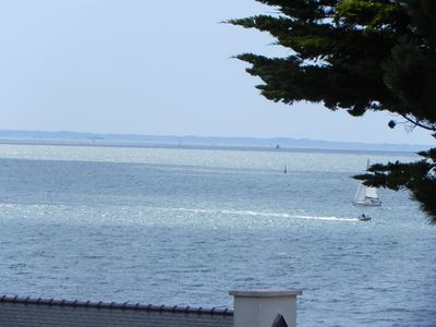 Photo for House with sea view on the Ocean St Gildas de Rhuys