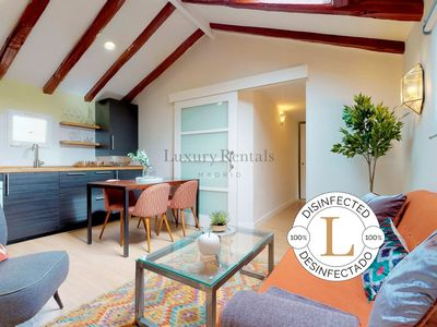 Photo for BARQUILLO - Two Bedroom Apartment, Sleeps 4