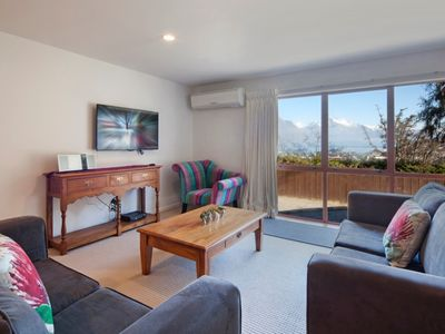 Photo for Private & Peaceful in Central Queenstown with off-street parking.
