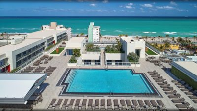 Photo for Beachfront Condo-ROOFTO POOL- 2 BEDROOMS 2 BR Holl