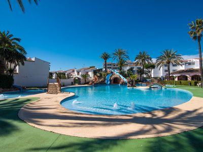 Photo for Vacation home Cala Blanca in Jávea/Xàbia - 6 persons, 3 bedrooms