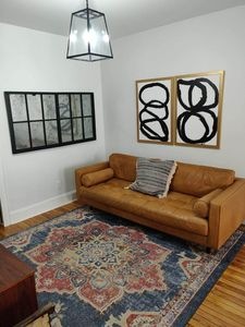Photo for Awesome 2-bedroom Queens apartment with backyard