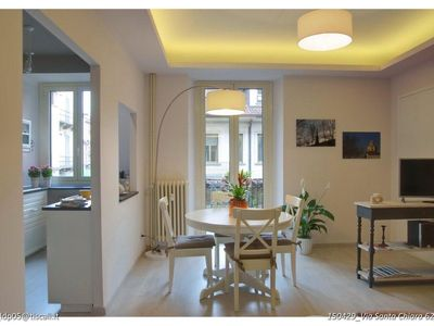 Photo for In the center, near Porta Susa station, wifi, air conditioning, PRIVATE GARAGE