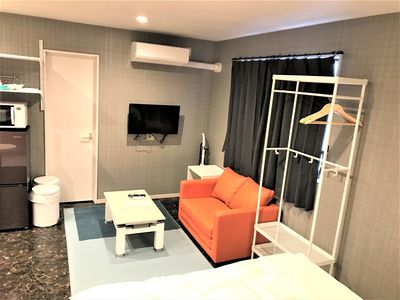 Photo for New Room 202!2 minutes on foot from Tamade Subway Station, 8 minutes on Namba Pass