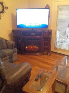 Photo for Beautiful 3 bedroom 2 bath Condo located short drive from the beach and shopping